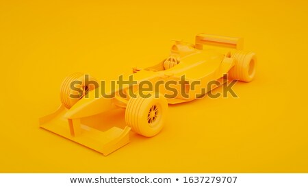 yellow bolide Stock photo © ssuaphoto