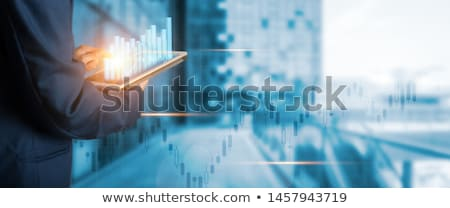 investing solutions stock photo © lightsource