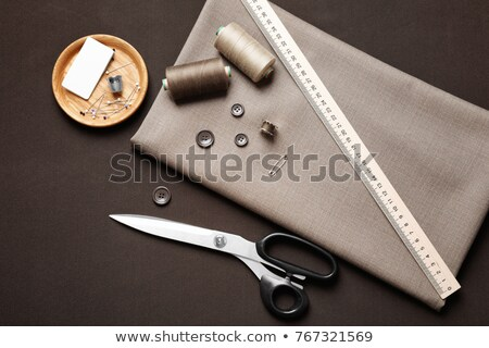 Tailoring tools and accessories Stock photo © erierika