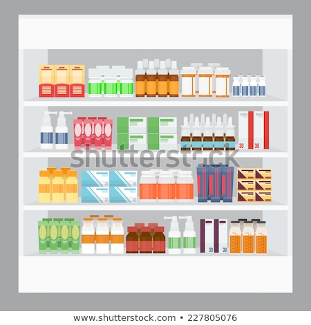 Hasar göstermek tıbbi tablet tanı siyah Stok fotoğraf © tashatuvango