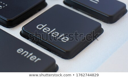Delete Key Stock photo © lorenzodelacosta