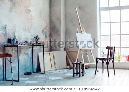 artistic studio stock photo © manera