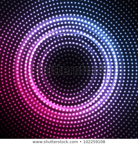 renk · peri · ışıklar · vektör · şablon · parti - stok fotoğraf © gladiolus