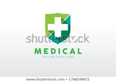 Doctor Green Vector Icon Design Stock photo © rizwanali3d