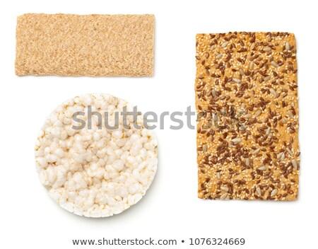 Brown crisp bread  Stock photo © Digifoodstock