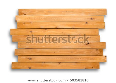 Cedar wood background of staggered boards Stock photo © ozgur