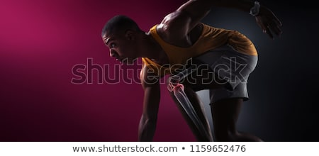 Healthy athlete stock photo © pressmaster