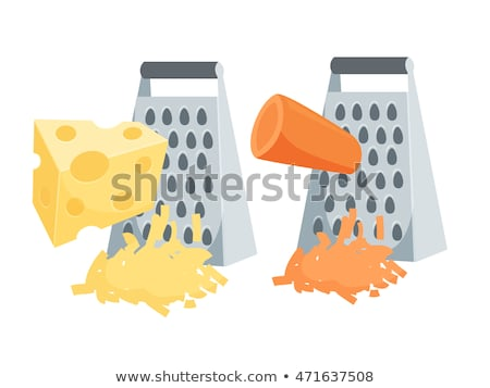 Grating cheese icon   flat Stock photo © Olena