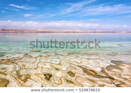 morti · mar · morto · acqua · montagna · bible · sunrise - foto d'archivio © FreeProd