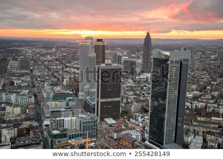 Top · мнение · зданий · городского · город · Германия - Сток-фото © LightFieldStudios