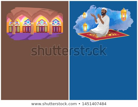Religiosas evento web establecer sagrado Foto stock © robuart