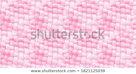 Rózsaszín lila hóesés végtelenített textúra hó Stock fotó © romvo
