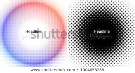 черный полутоновой шаблон аннотация фон Сток-фото © SArts