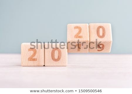 calendrier · nombre · page · affaires · temps - photo stock © oakozhan