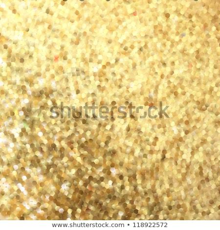 Karácsony arany vektor eps akta háttér Stock fotó © beholdereye