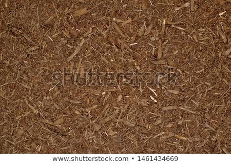 fertilizer mulch Stock photo © devon