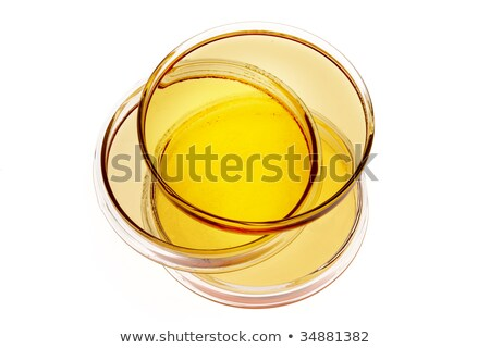 Stack of colorful Petri dishes Stock photo © ozaiachin