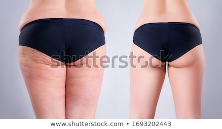 Beautiful buttocks and panties Stock photo © stryjek
