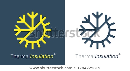 Thermal insulation Stock photo © pixpack