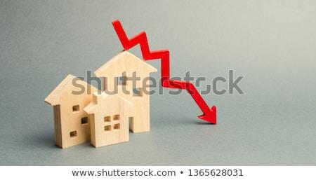 megtakarított · pénz · hanyatlás · elhanyagolt · beruházás · üzlet · szimbólum - stock fotó © lightsource