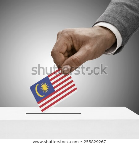 Ballot box Malaysia Stock photo © Ustofre9