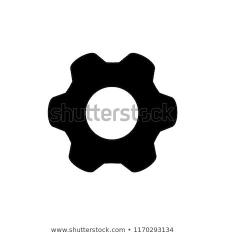 résumé · bouton · lumière · web · machine - photo stock © rioillustrator