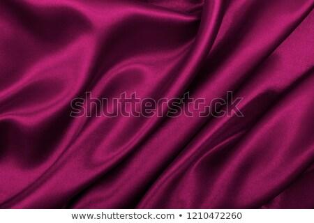 Rosa raso textura seda amor diseno Foto stock © daboost