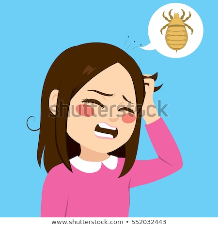 Lice Problem Stock photo © Lightsource