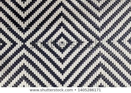 weave mat texture Stock photo © tungphoto