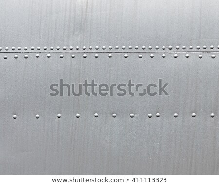 texture with silver rivets Stock photo © ssuaphoto