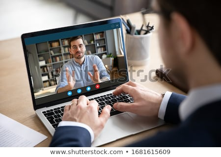 webinar business concept stock photo © tashatuvango