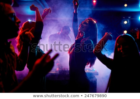 man in night club stock photo © ssuaphoto