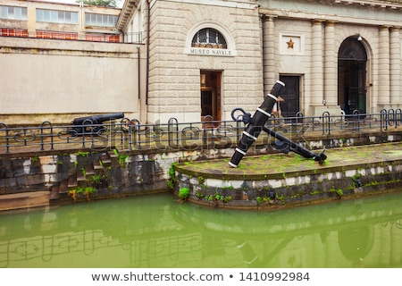 Venecia Italia museo frente vista enorme Foto stock © keko64
