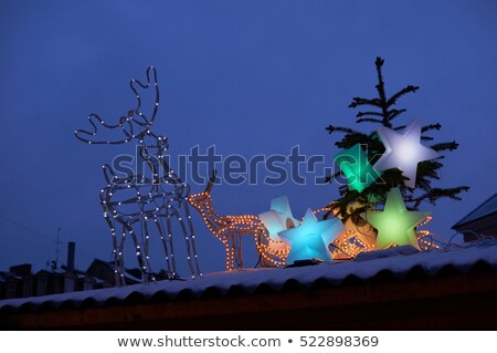 Roof decoration Stock photo © richardjary