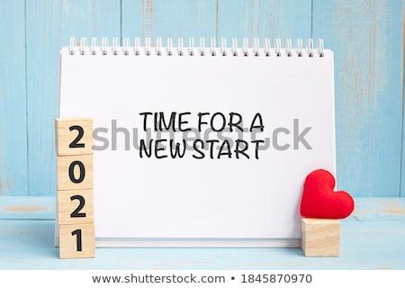 Resolutions List Stock photo © ivelin