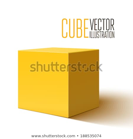 Yellow Box Stock photo © cosma
