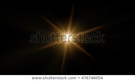 abstract · stralen · balk · donkere · ontwerp · macht - stockfoto © marinini