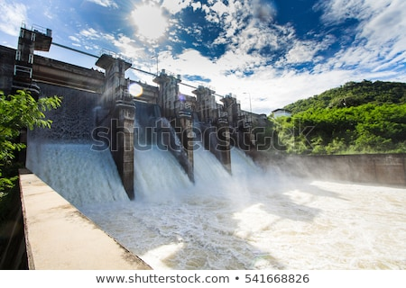 Hyrdo Water Release Stock photo © rghenry