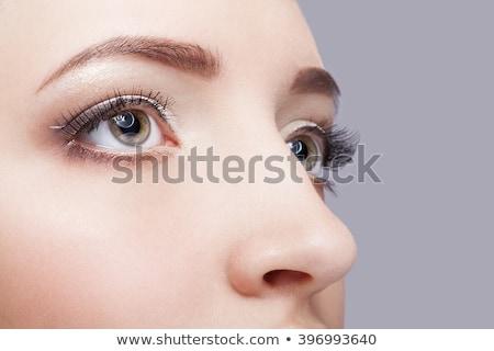 eye zone makeup Stock photo © zastavkin
