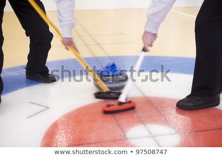 Curling Situation Stock photo © gemenacom