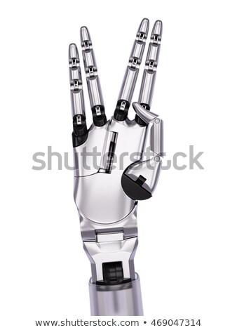 Life Long And Prosper Robot Stock photo © idesign
