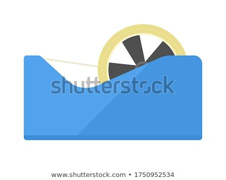 tape holder stock photo © gemenacom