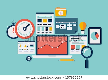 seo optimization programming process stock photo © robuart
