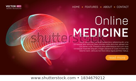 Diagnosis - Aneurysm. Medical Concept. Stock photo © tashatuvango