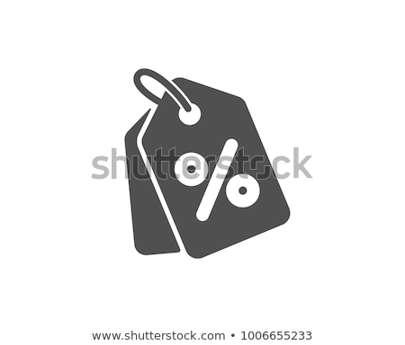 offer icon flat design stock photo © wad