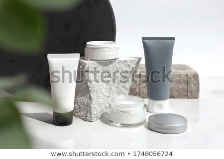 stilleven · bloei · vaas · bloem · hout - stockfoto © compuinfoto