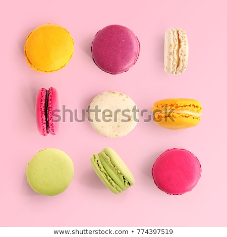desserts · collage · neuf · tartes · dessert - photo stock © jonnysek