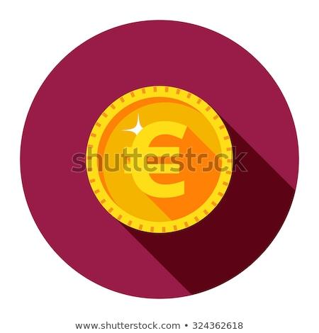 negócio · financiar · metálico · eps · arquivo · cor - foto stock © konturvid