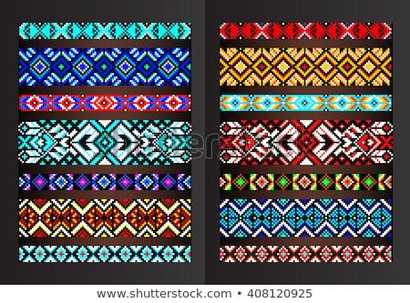 african beads stock photo © lienkie