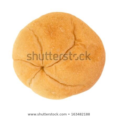 Foto stock: Fresco · rolar · pão · verde · lugar